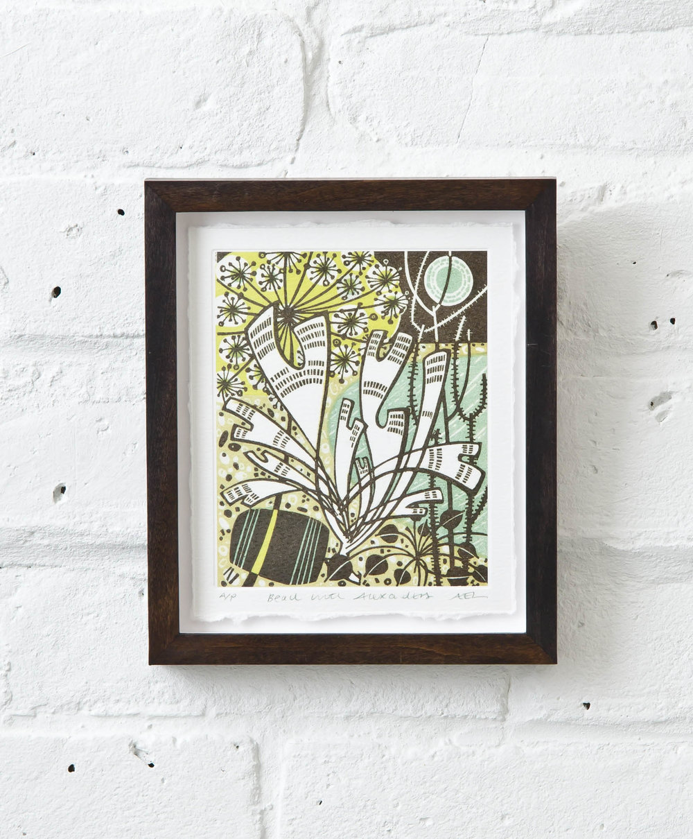 Picture Frame with Window Mount