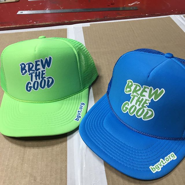 Summer neon truckers comin at ya!!!!