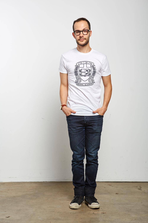 Dreidel Academy T-shirt