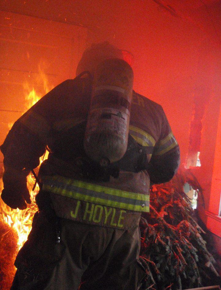 Training burn, S.turkey crk
