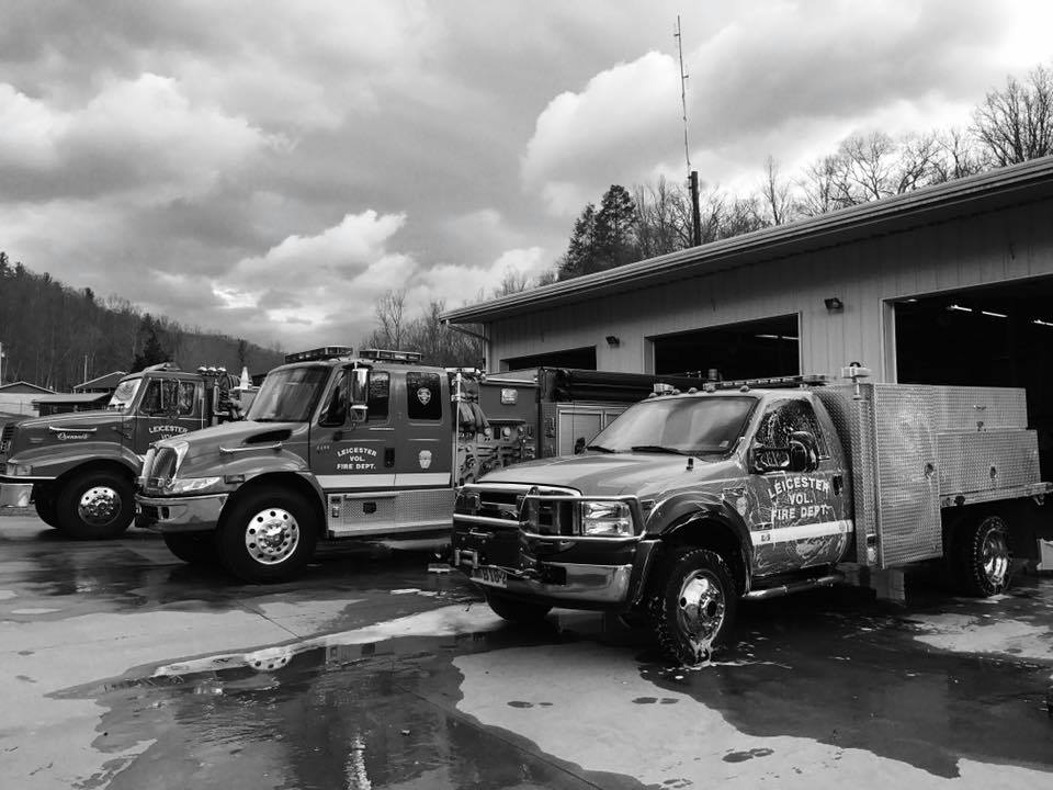 Truck wash at St. 2