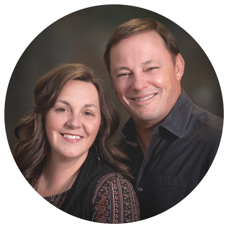 Lead Pastors Greg & Gretchen DeVries -
