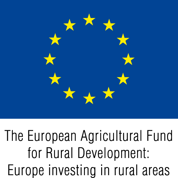 Creating work opportunities in rural Europe, Wanås Restaurant Hotel is supported by The European Agricultural Fund for Rural Developement 2014 -2020. -