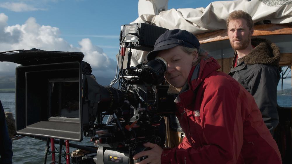 kate_reid_filming_boat