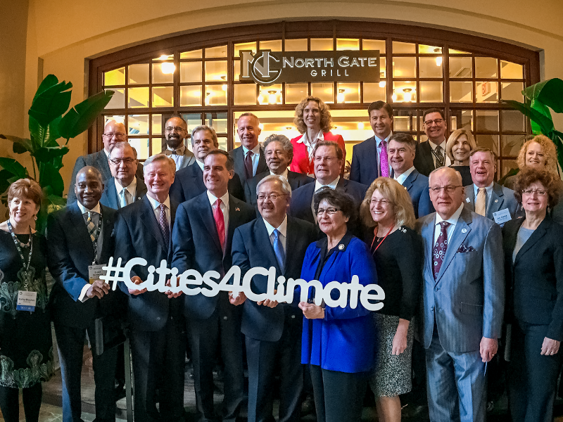 #Cities4Climate