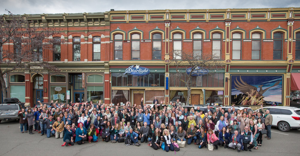 And thanks to all the conference attendees, the Washington Trust for Historic Preservation, the Department of Archaeology & Historic Preservation, the Washington Main Street Program, and the Ellensburg Downtown Association  for yet another illuminating, fun, and inspiring event.