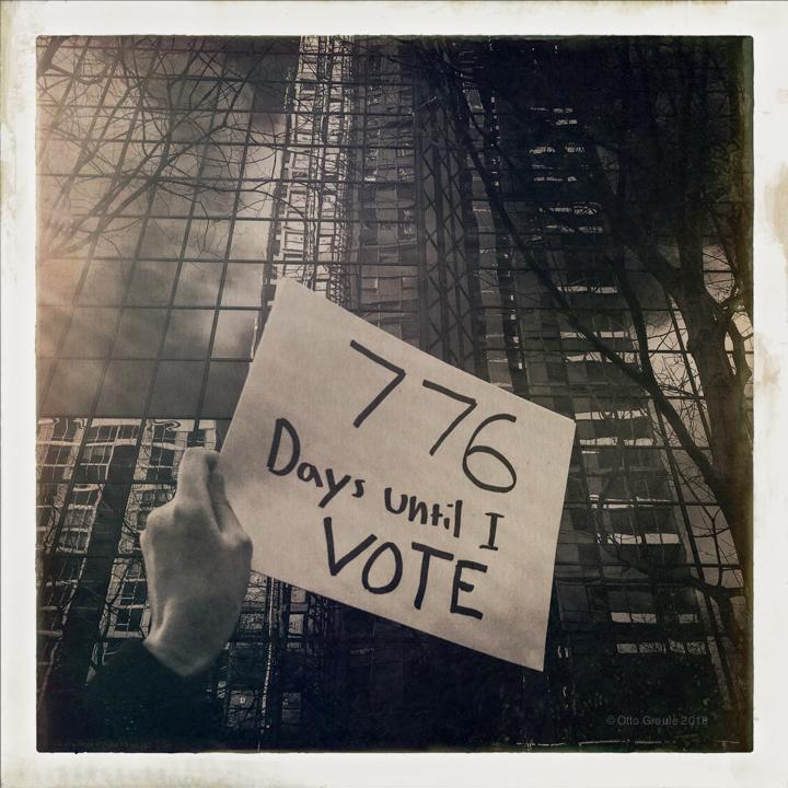 776 Days.