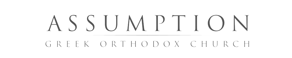 First Time Visitor Assumption Greek Orthodox Christian Church