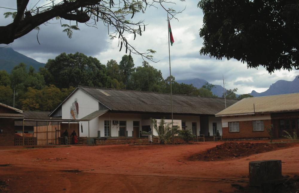 Holy Family Hospital, Phalombe, Malawi
