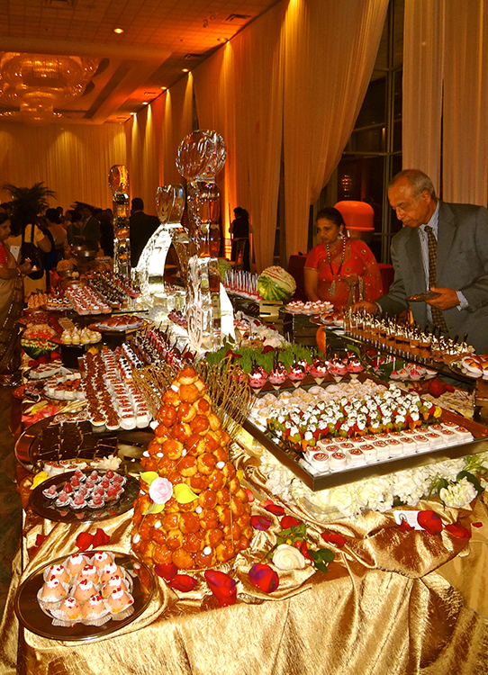 Extravagant Sweet Table