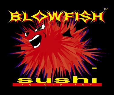 Blowfish Sushi To Die For