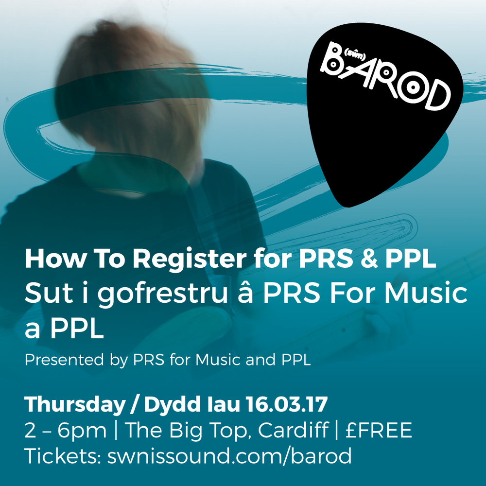 BAROD: How To Register for PRS & PPL 16th March 2017 | 2-6PM | Free