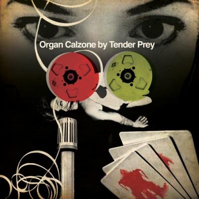 Tender Prey Organ Calzone
