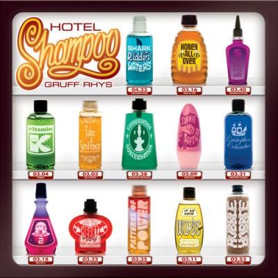 Gruff Rhys Hotel Shampoo