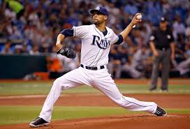 David Price leads a highly talented starting rotation that will help lead the Rays to their first Series title
