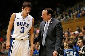 Grayson Allen was a total stud for Coach K