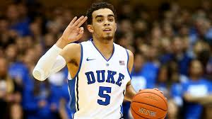 Tyus Jones was MVP of the Final Four