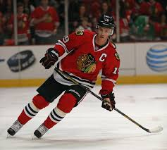 Jonathan Toews (above) and Patrick Kane lead the Hawks to their third Stanley Cup in six years
