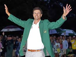 Like Adam to capture his second Green Jacket in four years.