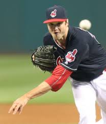 Andrew Miller (above) and the stellar Indians bullpen will try to counter Jon Lester and the superb Cubs starting rotation
