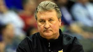 "West Virginia Coach Bob ""Huggy Bear"" Huggins tries to take another one of his teams deep in the postseason"