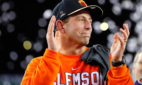Dabo has established eliteness at Clemson and has the program groomed for more greatness