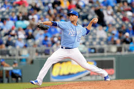 Mike Minor has been unbelievably stellar for the Kansas City Royals (Photo courtesy of Beyond the Box Score).