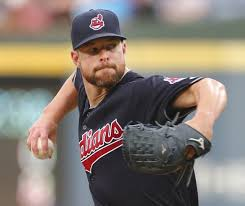 Like Kluber, the Indians arms, and a phenomenal starting lineup to capture the Fall Classic (Photo Cleveland.com).