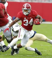 Damien Harris may be the most underrated and best running back in the country (Photo, Touchdown Alabama).