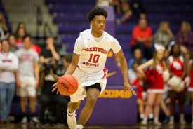 You'll be ecstatic when you see Darius Garland suit up for the Commodores in 2018-19 (photo, Twitter).