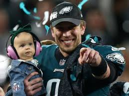Nick Foles put on a quarterback clinic last Sunday in Minneapolis (Photo, USA Today).