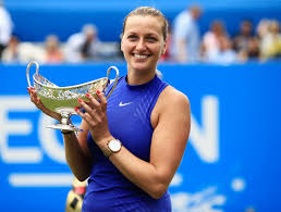 Like Petra to capture her 3rd Grand Slam title and first French title
