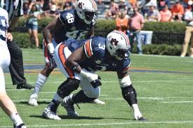 Big Marlon Davidson will be an anchor on defense for the Tigers (Photo, SEC Country).