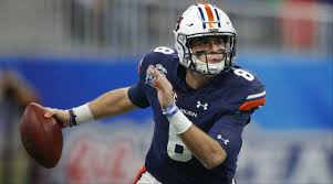 Can Jarrett Stidham prove he's a next level player and more importantly, lead his team to victory (Photo, Sports Illustrated).