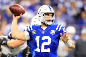 Like Luck and the Colts to steal it in KC (Photo, SB Nation).
