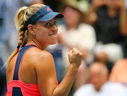 Like Kerber over Serena in Melbourne (Photo, WTA).