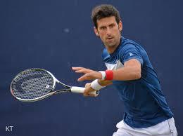 Gotta take the Djoker for his 15th Slam title and 7th in Melbourne (Photo, Wikipedia).