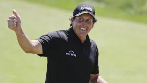 Phil will make his record setting 30th appearance at TPC Scottsdale this week. He's won 3 times there. (Photo, PGA.com).