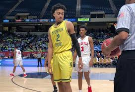Trendon Watford is a phenom at Mountain Brook and Duke and others are offering (Photo, TideSports.com).