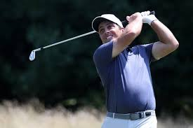 Like Molinari to be hoisting the trophy Sunday evening at TPC Sawgrass (Photo, Golf Digest).