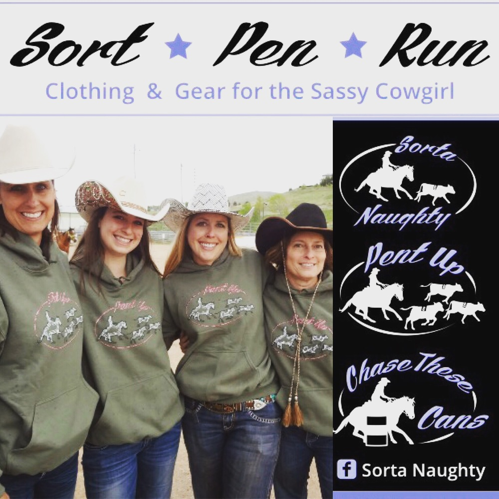 Cowgirl Clothing and Gear!  Great prices! Design your own!  Click the picture for details