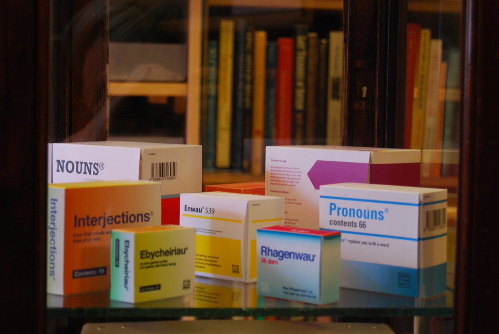 Morten Sondergaard: Word Pharmacy