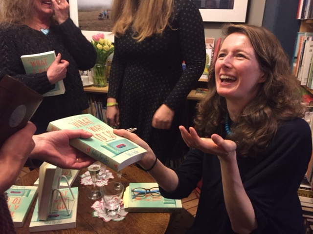 Book Launch, Julia Forster