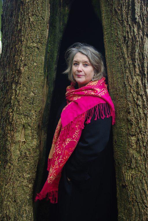 writer and poet, Menna Elfyn
