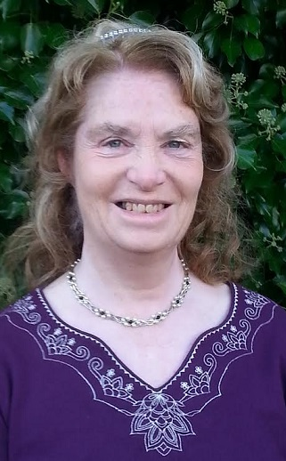 Caroline Clark - poet and theatre designer