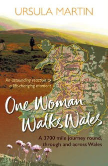 One Woman Walks Wales  is now in stock and will be available for £10 (12.99 RRP) from the bookshop and at the event -  contact  if you would like to reserve a copy in advance