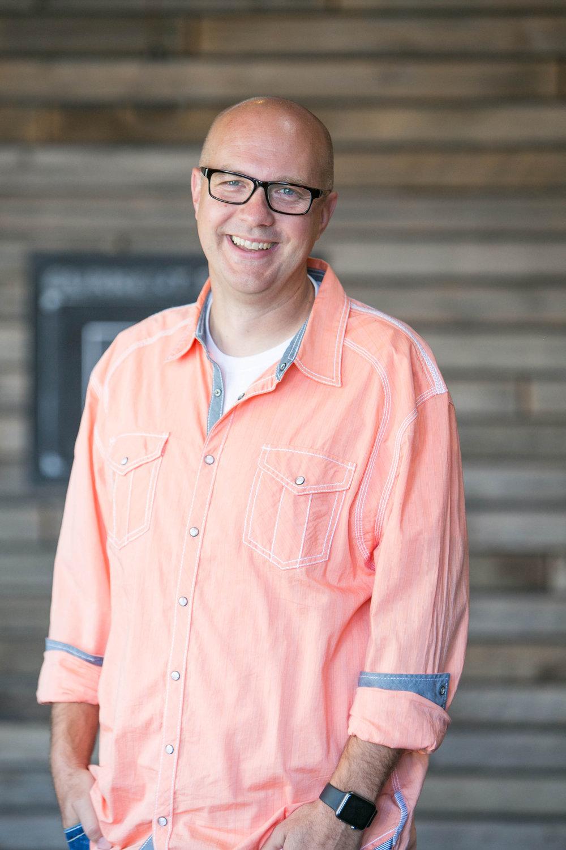 Scott Anderson Worship Pastor