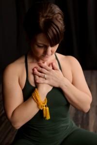 Stillness. Yoga.