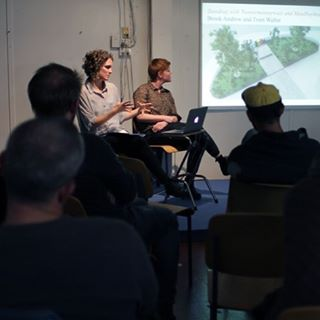 COUNTER-HISTORIES, DEFACEMENT & SPAGHETTI. Clare Land and Amy Spiers talk contested histories