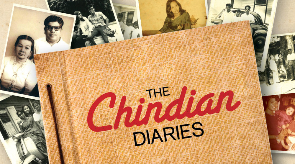 Kevin Bathman, the Chindian Diaries project